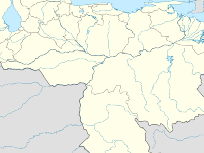 Ciudad Ojeda Is Located In Venezuela