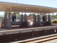 Claisebrook Railway Station