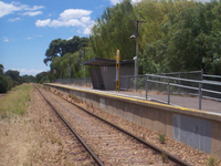 Clovelly Park Railway Station