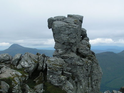Cobbler Summit