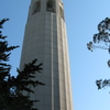 A Closer Photograph Of Coit Tower