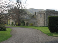 Coupland Castle