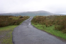 Access Road To Llyn Cowlyd