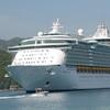 A Cruise Ship At Labadie