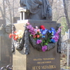 The Writer Lesya Ukrainka's Grave