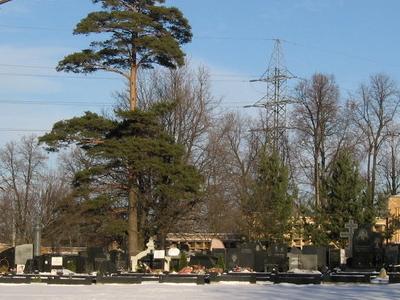 The Troyekurov Cemetery