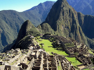 Alternative Inca Trail.. Best Option to Arrive at Machu Picchu Photos