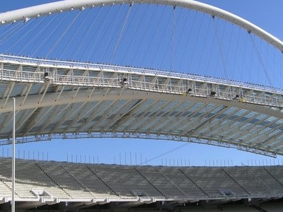 Olympic Stadium Roof