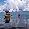 Dal Lake And The Shikaras