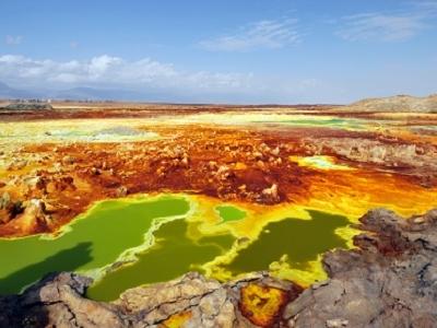 Dallol - Danakin Desert - Ethiopia