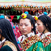 Dancers In Nepal