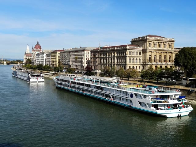 Danube River Cruises Photos