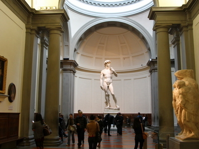 The Gallery Of The Accademia