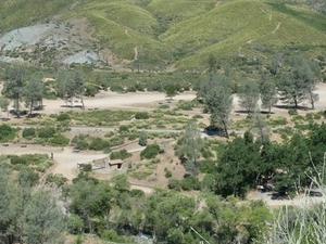 Davis Flat Campground