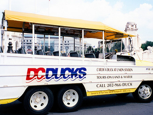 DC Ducks City Tour Photos