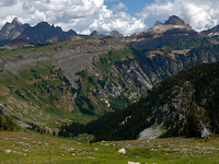 Death Canyon Trail
