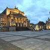 Gendarmenmarkt At Dusk