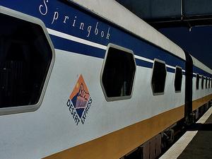 Namibia Train Tour Photos