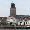 Deventer Skyline Showing The Lebuinus Church
