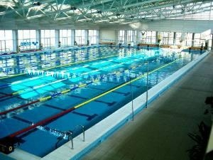 Dezső Gyarmati Swimming Pool