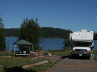 Diamond Lake Campground
