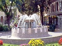 District Fountain