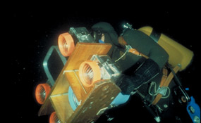 Glenlyon Dive Site