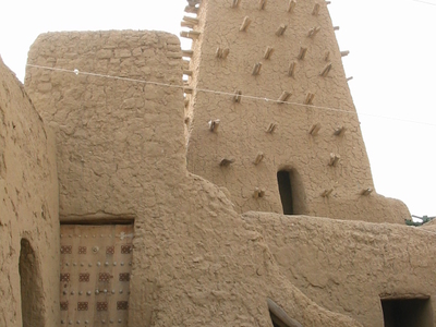 Djinguereber Mosque