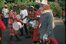 Dominican Drumming Band