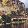 La Roque-Gageac And The Dordogne River