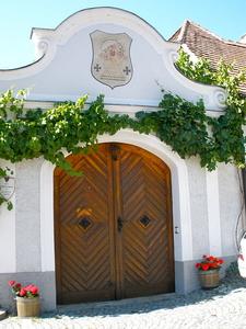 Dürnstein Hausportal