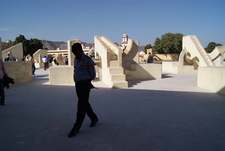 Historic Structural Designs Of Jantar Mantar - Jaipur