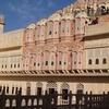 Hawa Mahal - Views Of Inner Courtyard