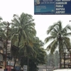 Calangute - Distance Marker At The Market