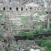 Golconda FortSurrounding Fortifications