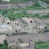 Golconda FortStructures & Boundary Wall