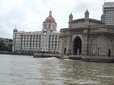 Taj Mahal Palace With GOI