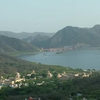 Man Sagar Lake - Amid Scenic Hills