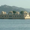 Jal Mahal At Man Sagar Lake