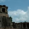 Ruined Monastery Close-Up