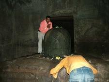 Elephanta Caves Worshippers