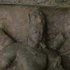 Elephanta Caves Rock Cut Shiva Statue