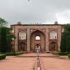 Humayun's Tomb Entrance Inner View