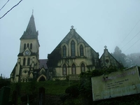 St. Andrew's Church Darjeeling View From The Street