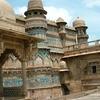 Chhatri On A Side Terrace
