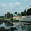 Betwa River At Orchha