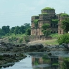 Betwa Along Orchha Monuments