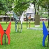 Ayala Triangle Gardens - Manila