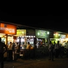Juhu Beach - Food & Juice Stalls