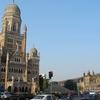 CST Square - Looking North - Mumbai